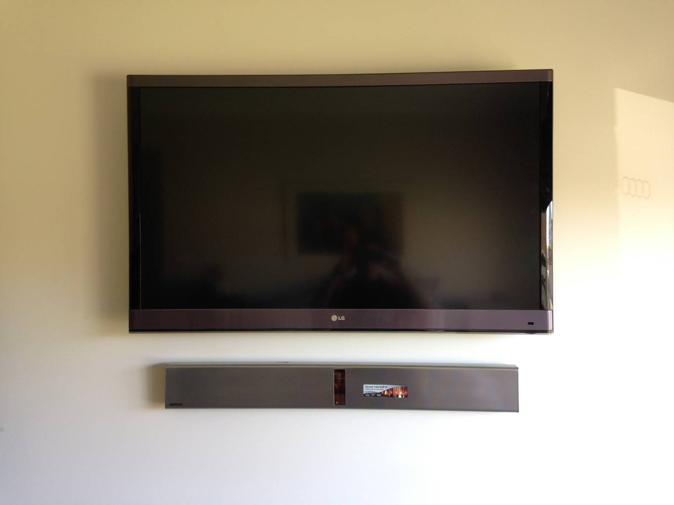 Tv Installation Melbourne Tv Wall Mount And Sound Bar Jim 39s Antennas Ballarat