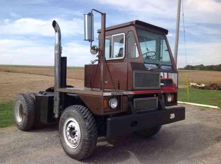 Ottawa (1980)  Daycab Semi Trucks