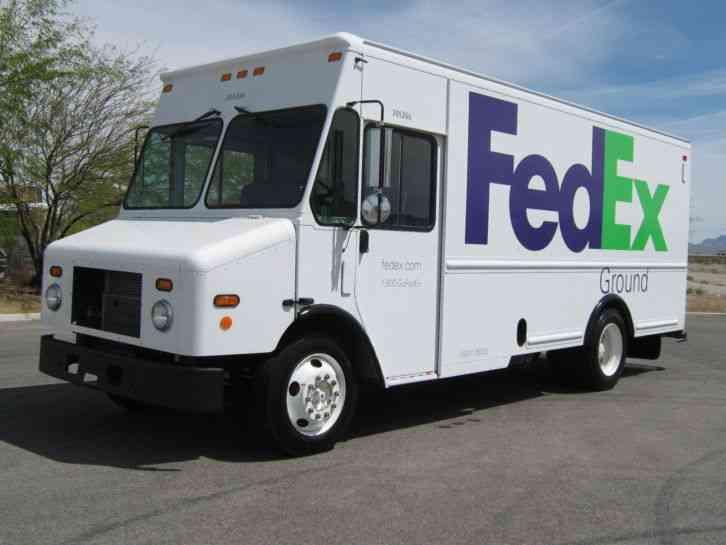 Freightliner Mt55 P1000 2006 Van Box Trucks