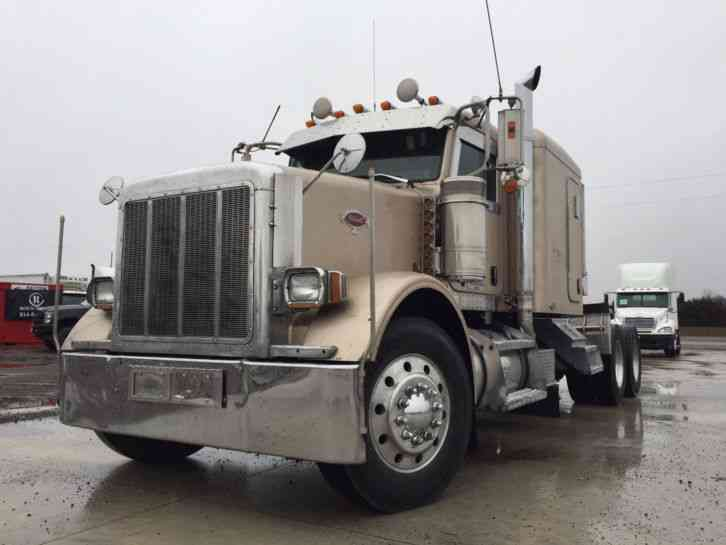 Peterbilt 378 2007 Sleeper Semi Trucks