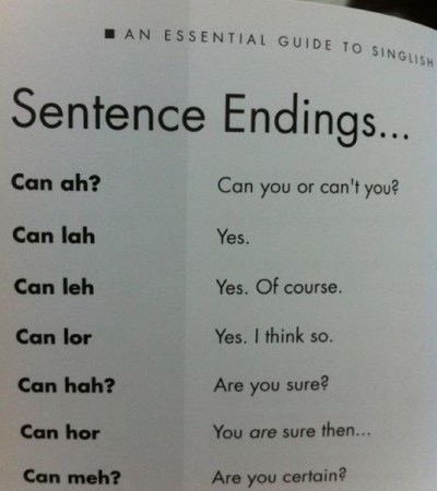 Singlish | this is me