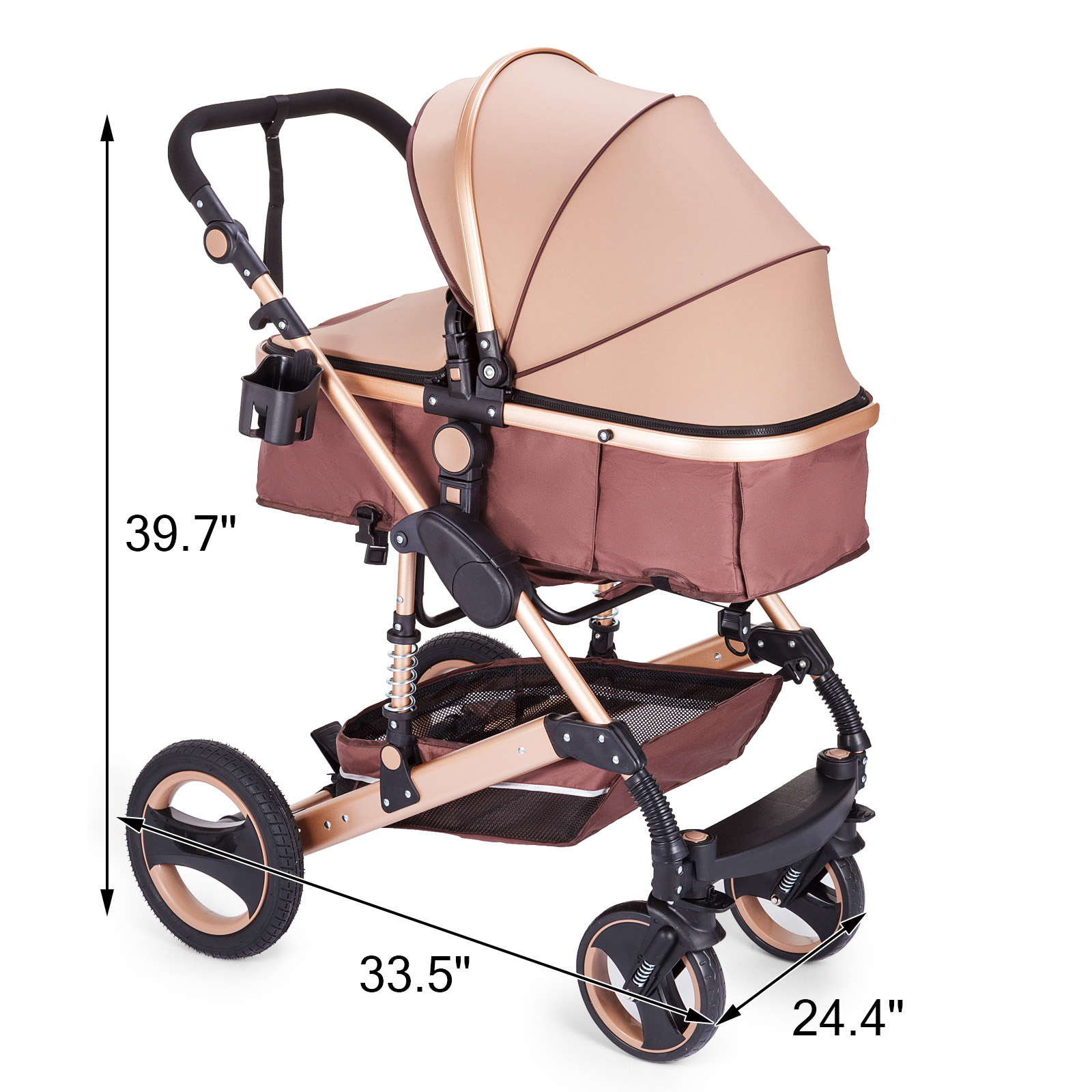 Newborn Baby Buggy Reviews Details About 3 In 1 Luxury Baby Stroller Newborn Pram Foldable Infant Pushchair Bassinet Car