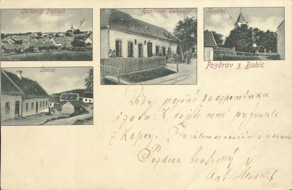 babice 1900