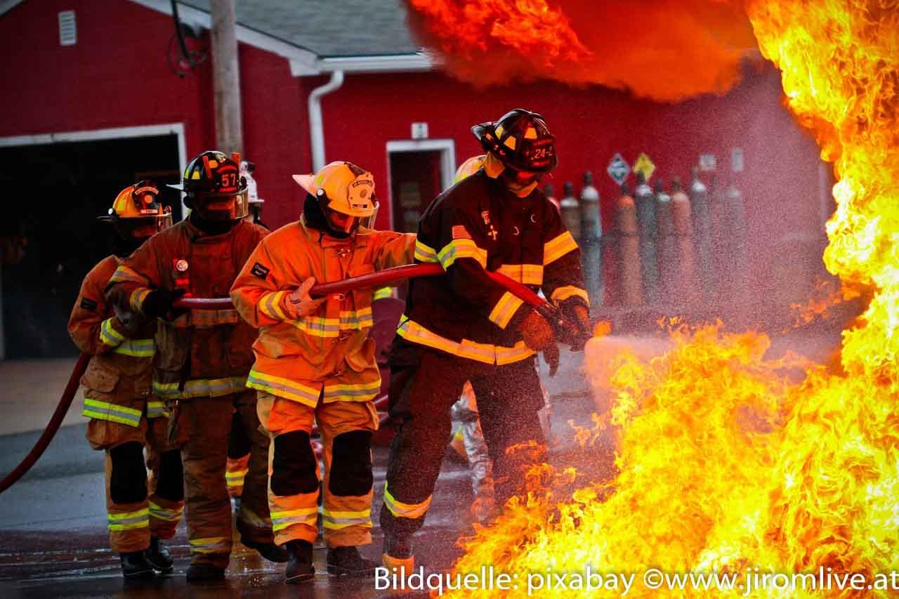 6 Gründe warum ihr bei der Freiwilligen Feuerwehr mitmachen solltet
