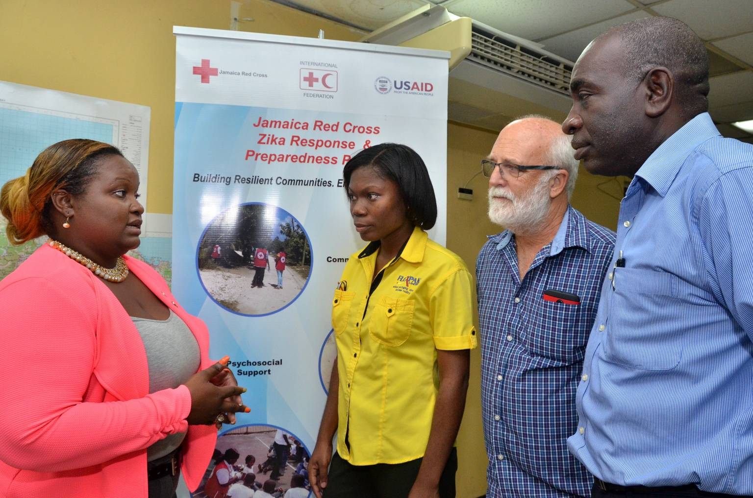 Zika Prevalence In Jamaica Jamaica Gets Support To Eradicate Zika Carrying Mosquitoes