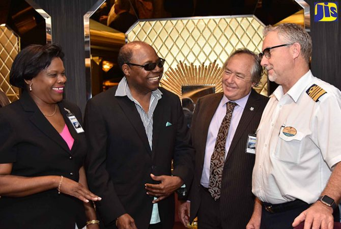 Royal Caribbean Commits to Send New Vessel to Falmouth - Jamaica