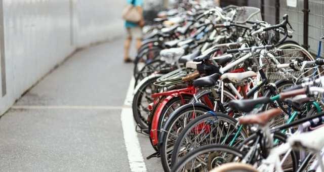 スマホ×駐輪場!?立川市の新しい駐輪場サービスがすごい!