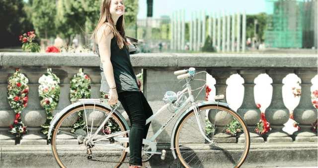 女性向けクロスバイクならこれで決まり!カッコ可愛い7つの自転車