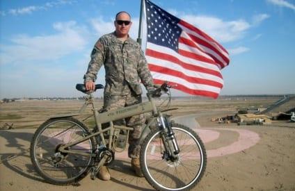 米軍実戦使用の折りたたみマウンテンバイク、PARATROOPERがすごい