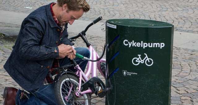 元自転車屋が教える!空気入れの選び方と空気の入れ方