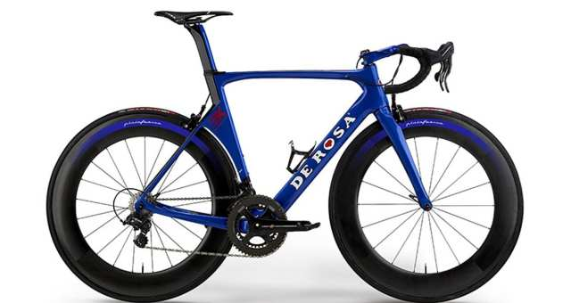 美しいフレーム!DE ROSA(デローザ)の2016モデルロードバイク