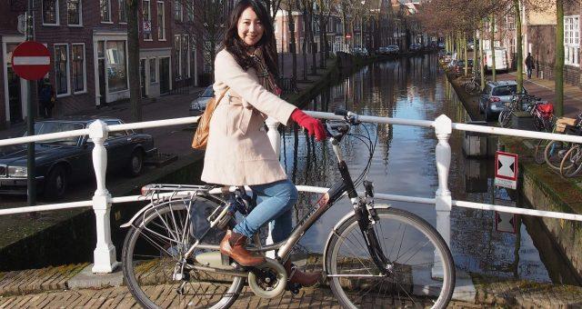 自転車好きにはたまらない!オランダで起業した私の自転車生活