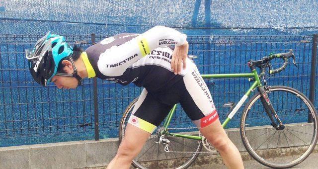サイクリストへYOGAのススメ1-ロングライド後にオススメのポーズ