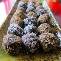 Bliss Balls - So Sweet for Valentine's Day!