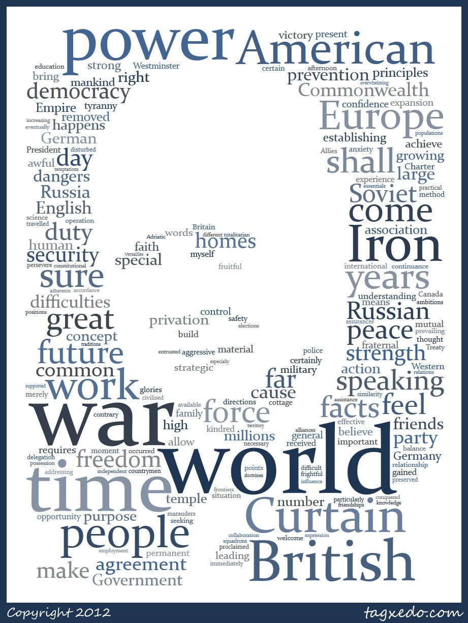 Iron curtain speech - Iron Curtain Speech Iron Curtain Speech Definition The Iron Curtain Speech Quotes The Iron Curtain