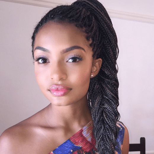 blackish yara shahidi braids