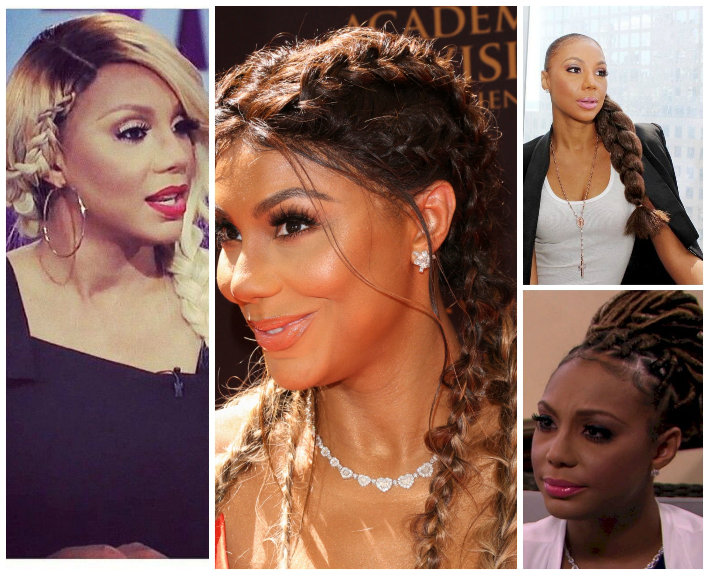 tamar braxton with box braids tamar braxton herbert is an