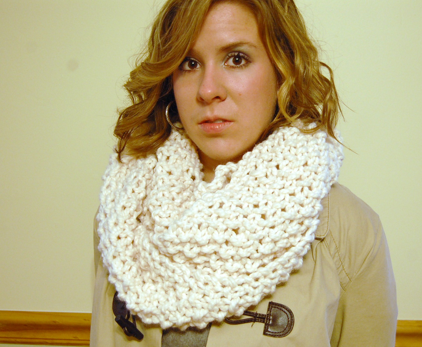 Knitting Patterns For Cowl Scarves - Erieairfair