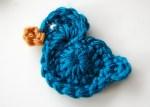 Crochet Bird Pattern