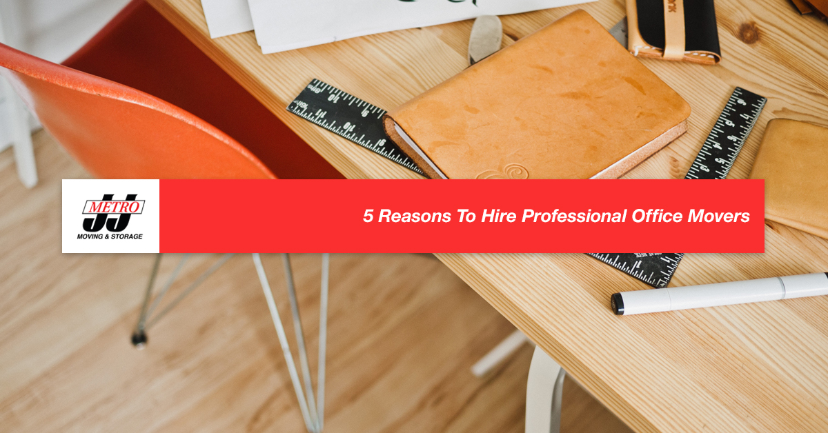 Office Movers Orlando 5 Reasons To Hire Professional Office Movers