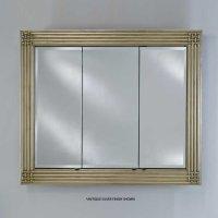 "Afina Vanderbilt 42"" Mirrored Medicine Cabinet -Decor ..."