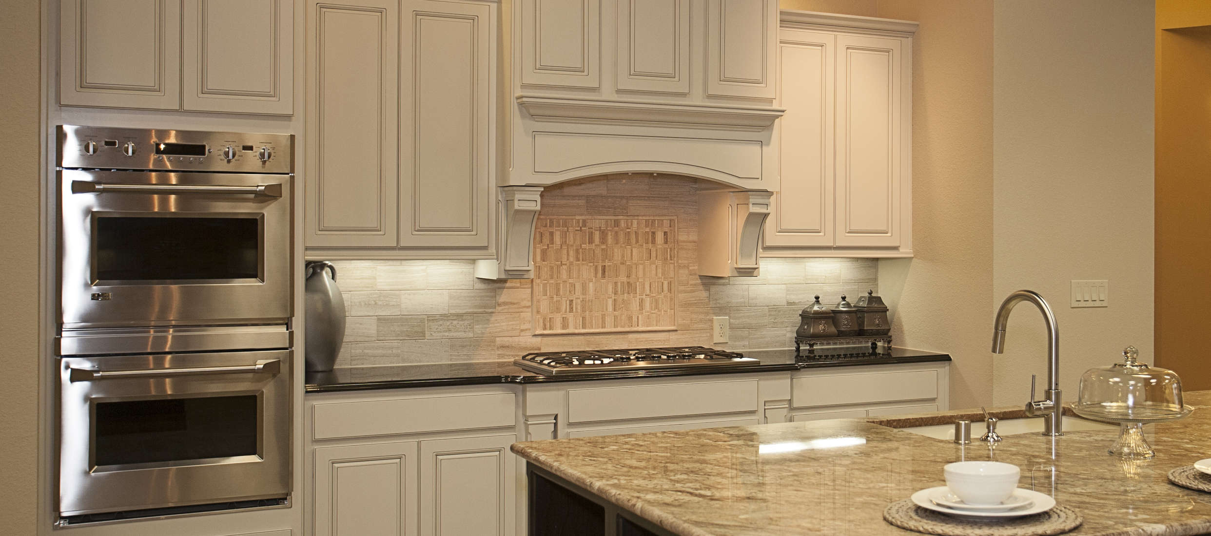 Custom Kitchen Cabinets Houston J Kraft Custom Cabinets Shapeyourminds