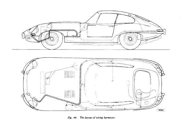 jaguar xke series 1 restoration