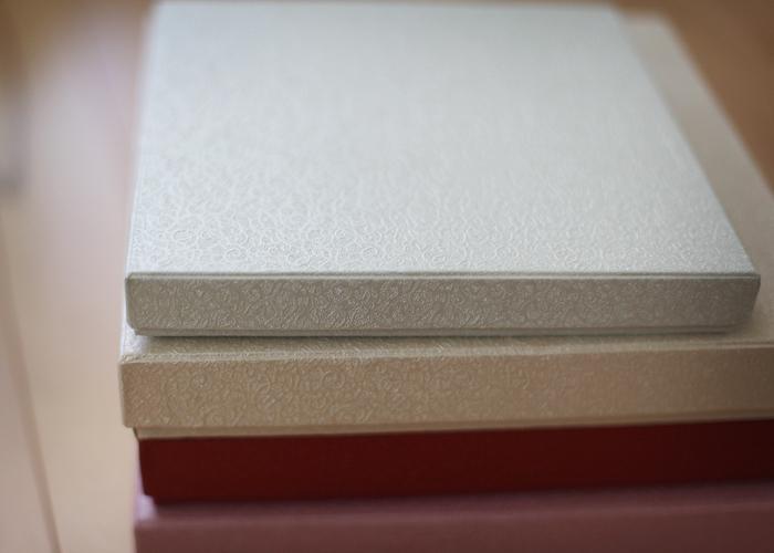 Presentation Boxes for Albums