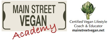 Main Street Vegan Lifestyle Coach & Educator