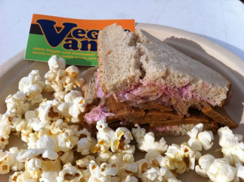 Groovy Ruby from The Vegan Van