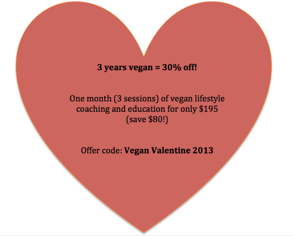Vegan Lifestyle Coaching with JL