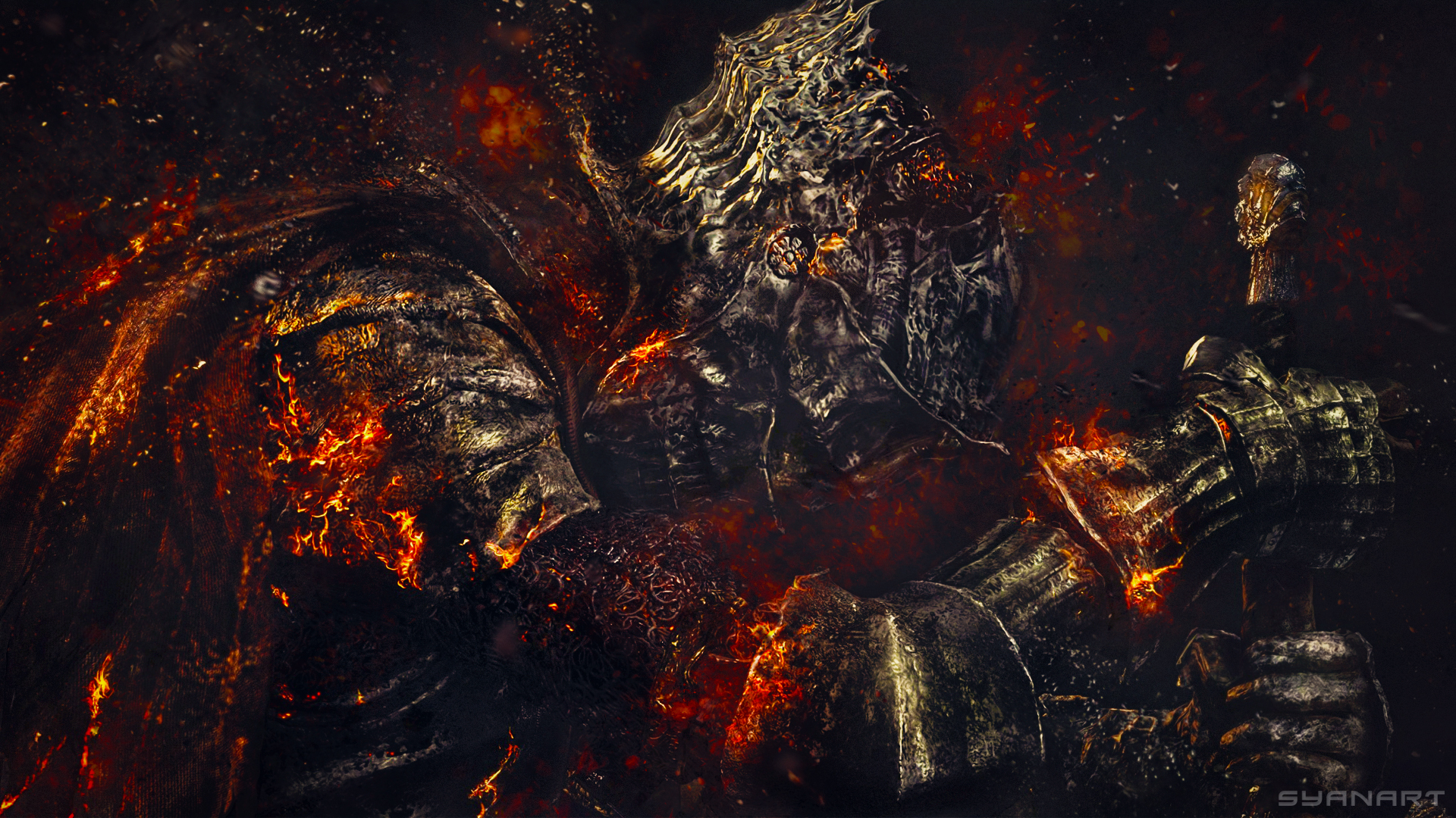 Cute Baby Ultra Hd Wallpapers Dark Souls 3 Wallpapers For Android Gaming Hd Wallpaper