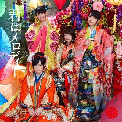 "AKB48 43rd Single ""Kimi wa Melody"", First Week Sales. | Just AKB and J-Pop Stuff in General"