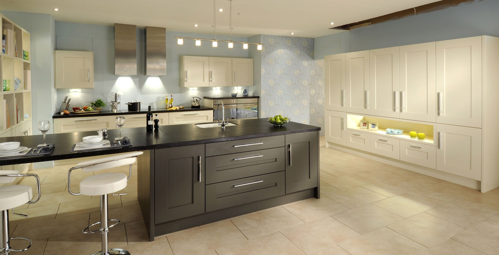 ▻ cool illustration painted beige kitchen cabinets beige kitchen