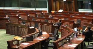 立法會今日起一連三日進行《施政報告》致謝議案。