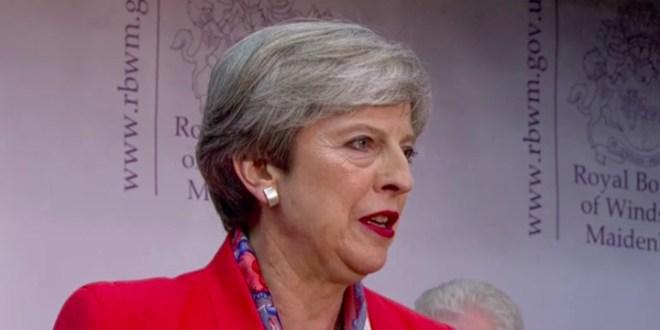 【英國大選】保守黨與北愛政黨合組新政府