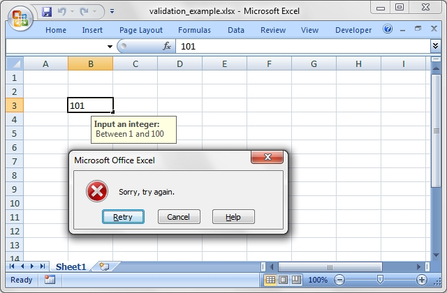ExcelWriterXLSX - Create a new file in the Excel 2007+ XLSX