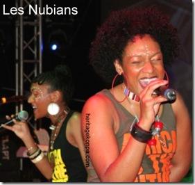 Les Nubians HKM
