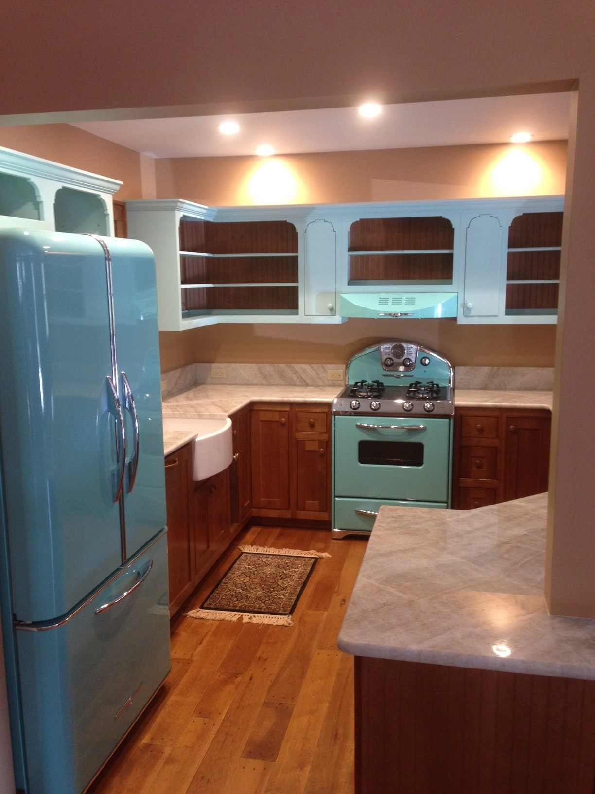 Painted 60s Kitchen Cabinets Kitchens By Joe Morgan Custom Cabinetry Franklin Nc