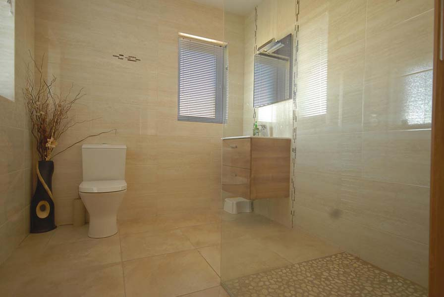 Bathroom Marble Tile Bruxelles Beige Bathroom Collection 30x60 & 45x45 - Jmr
