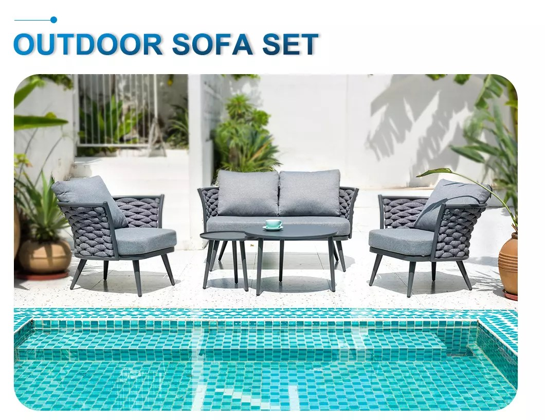 Modern Outdoor Patio Furniture Garden Sofa Sets Buy Patio Furniture Outdoor Furniture Garden Sets Product On Aluminum Pergola Alunotec