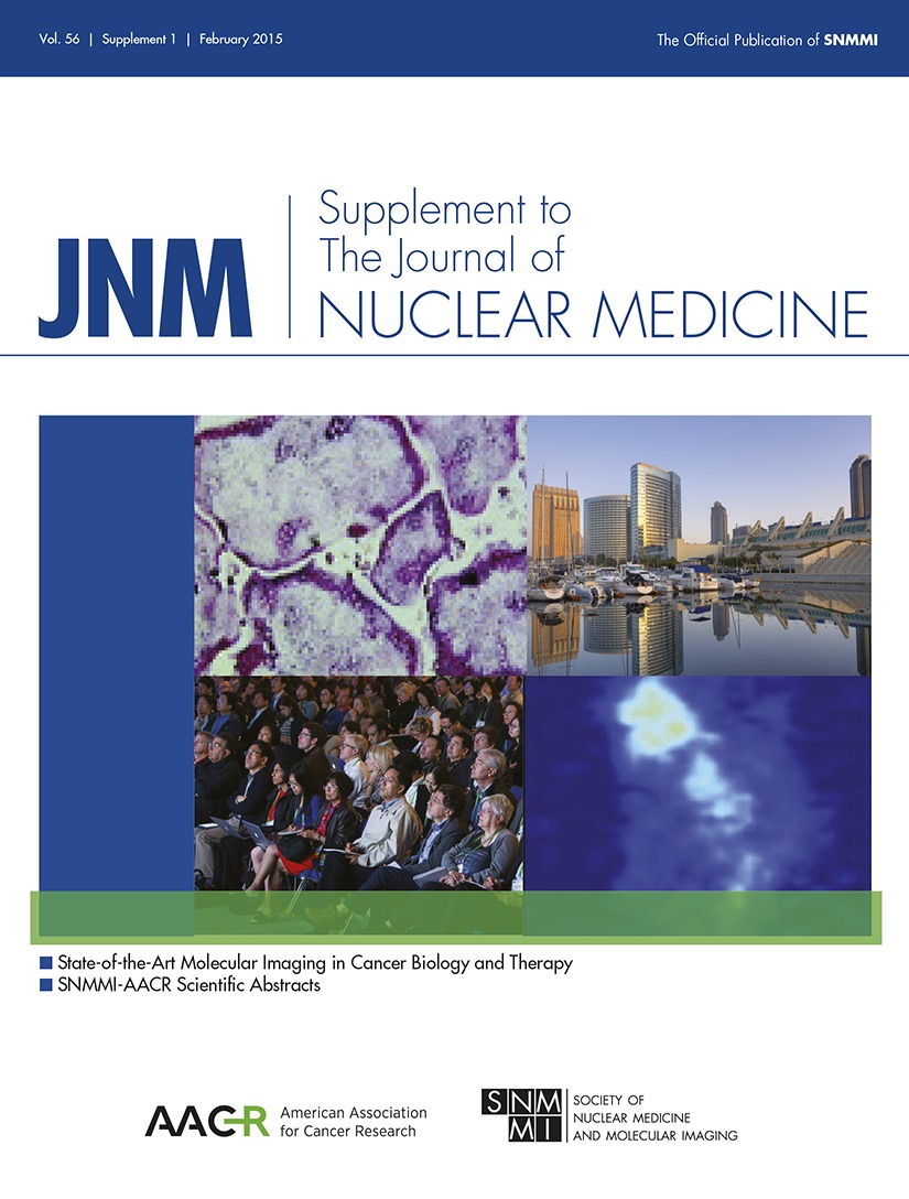Aacr Snmmi State Of The Art Molecular Imaging In Cancer Biology And Therapy Abstracts Journal Of Nuclear Medicine