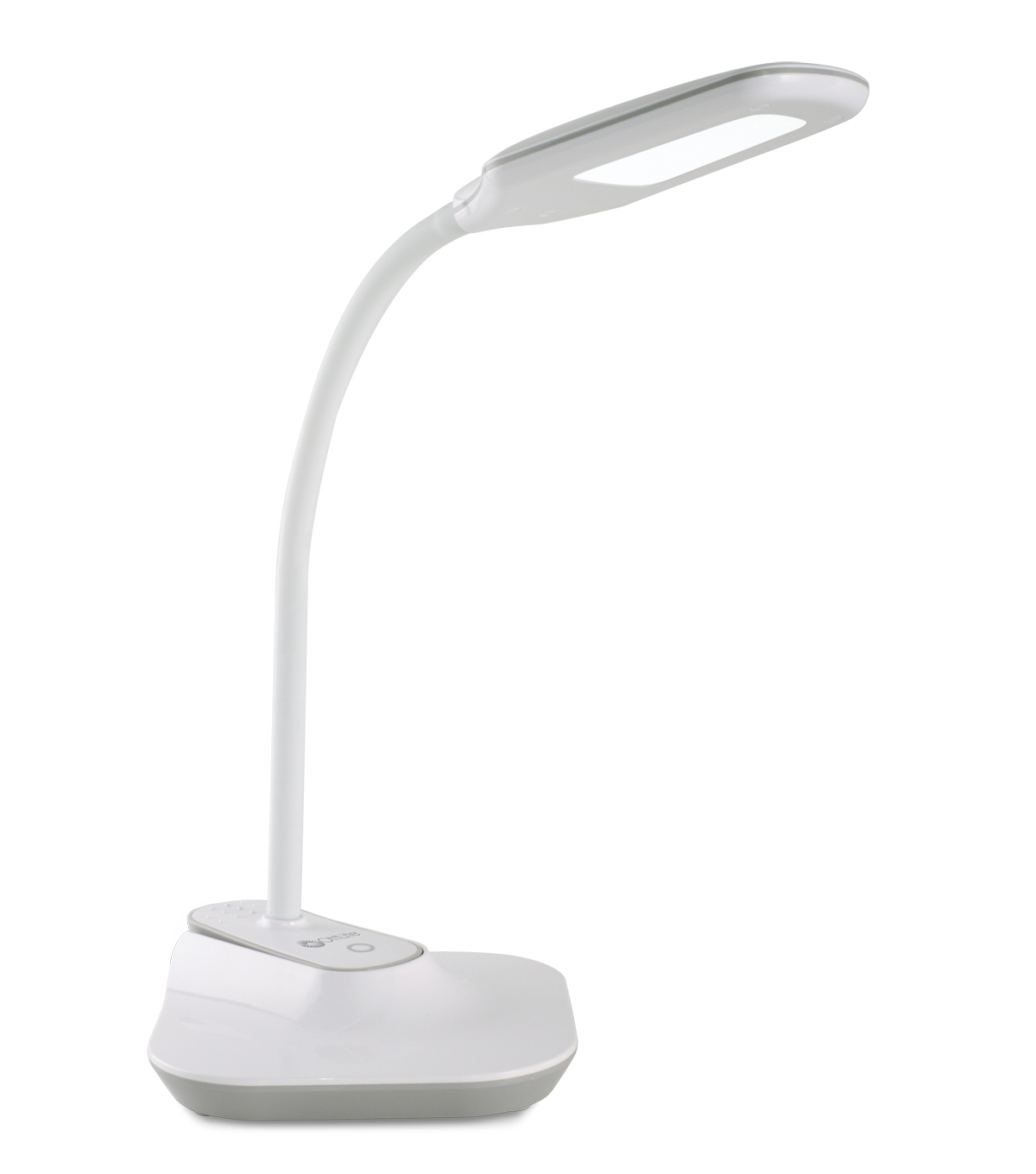 Desk Lamp Ottlite Led Flexible Clip Desk Lamp White