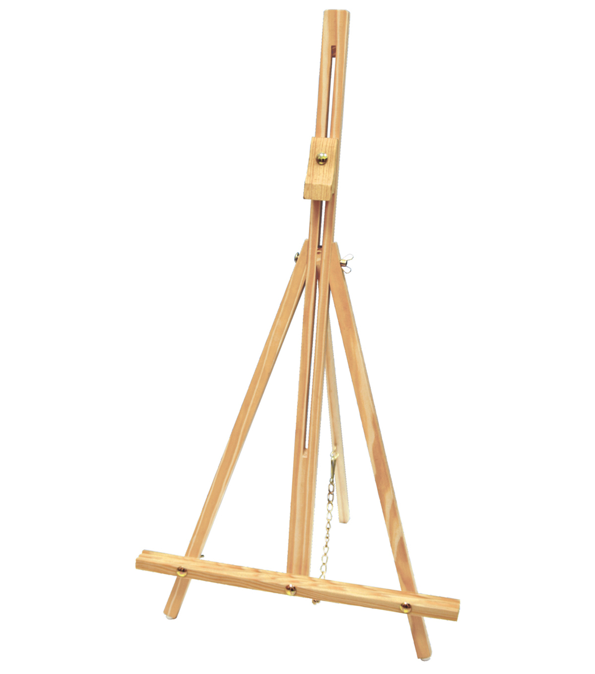 Easels Simply Art 18 Natural Wood Table Easel