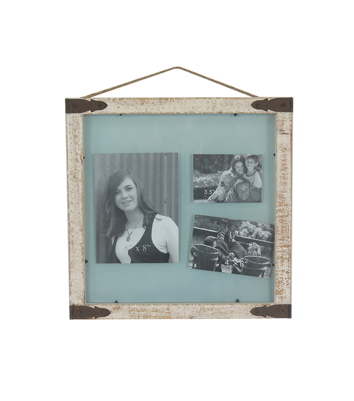 Diy Picture Frame Glass Save The Date 16 X16 Diy Glass Wall Photo Frame Rustic