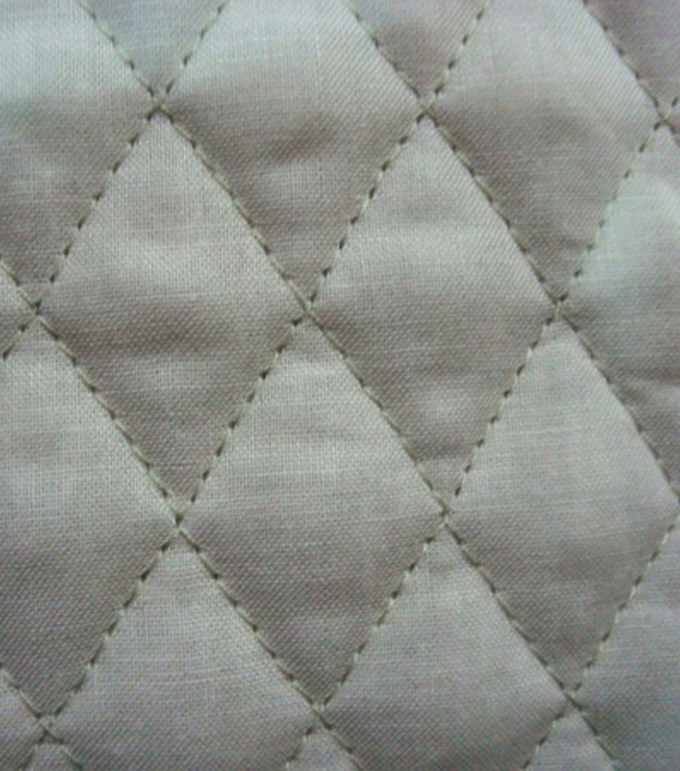 Quilted Fabric Double Faced Pre Quilted Cotton Fabric Diamond Solids