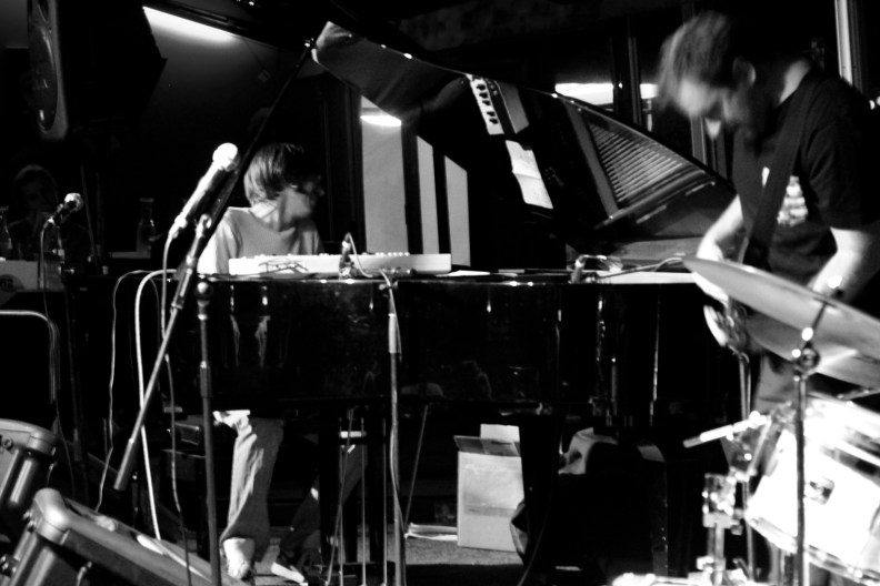 , Chris Poulsen Trio at Brisbane Jazz Club