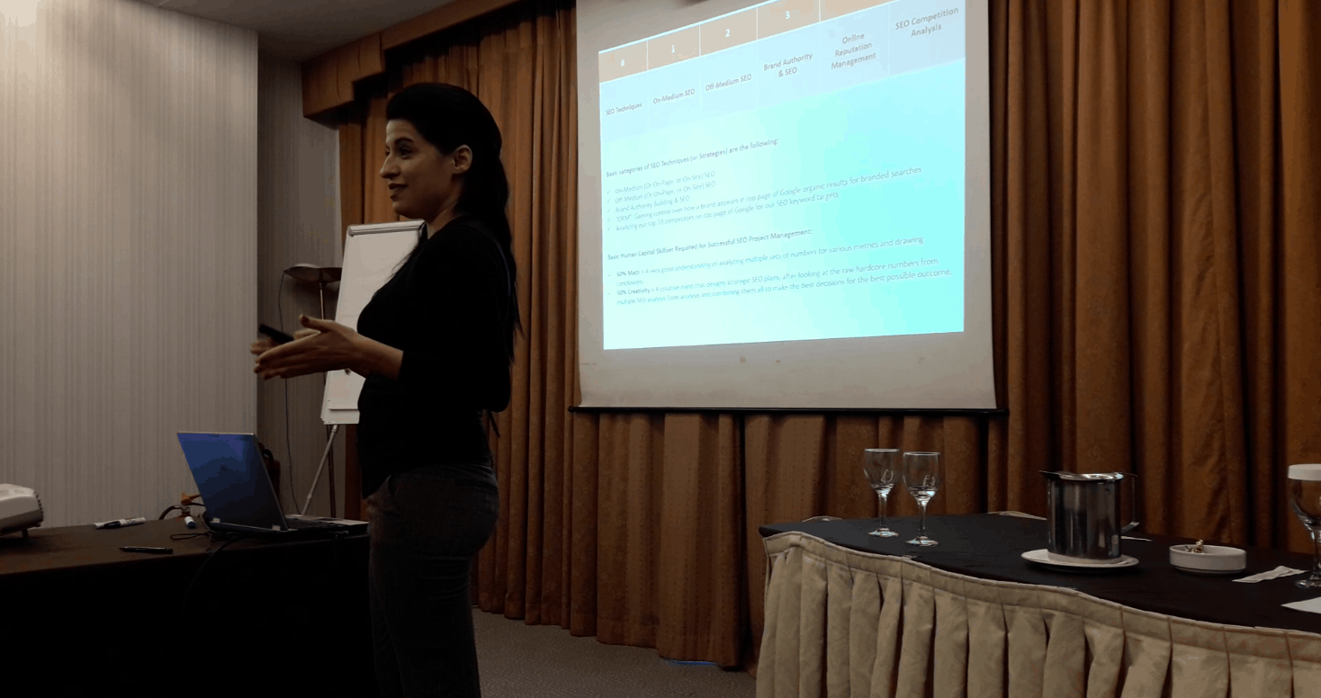 Divani Caravel Athens Email Seo Workshop Video At Divani Caravel Hotel Bossible