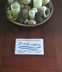 ZenJoanie Coffee Table Book