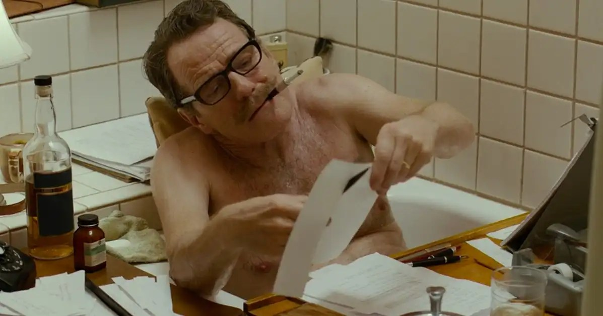 dalton trumbo na banheira